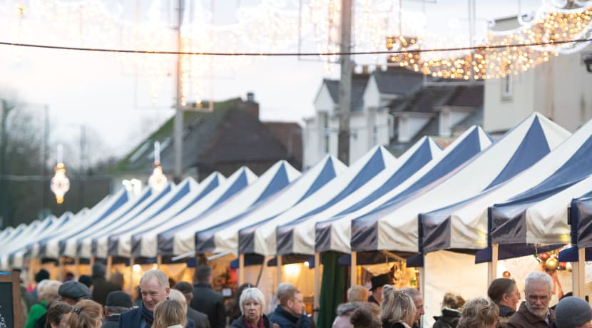 Stratford's Victorian Christmas Market is extended to four days of festivities