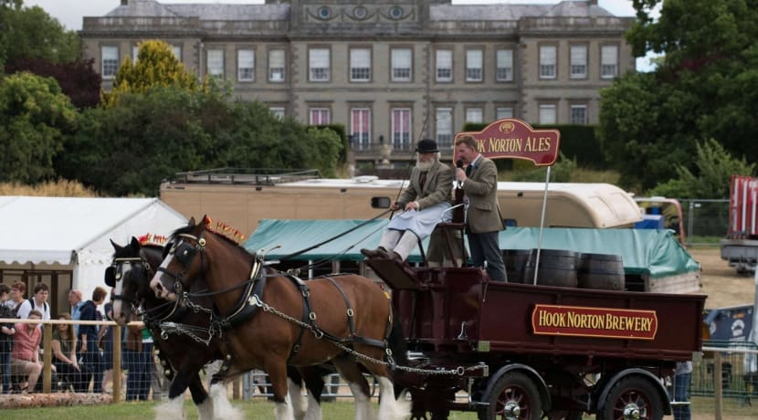 The Game Fair returns to Ragley Hall this summer