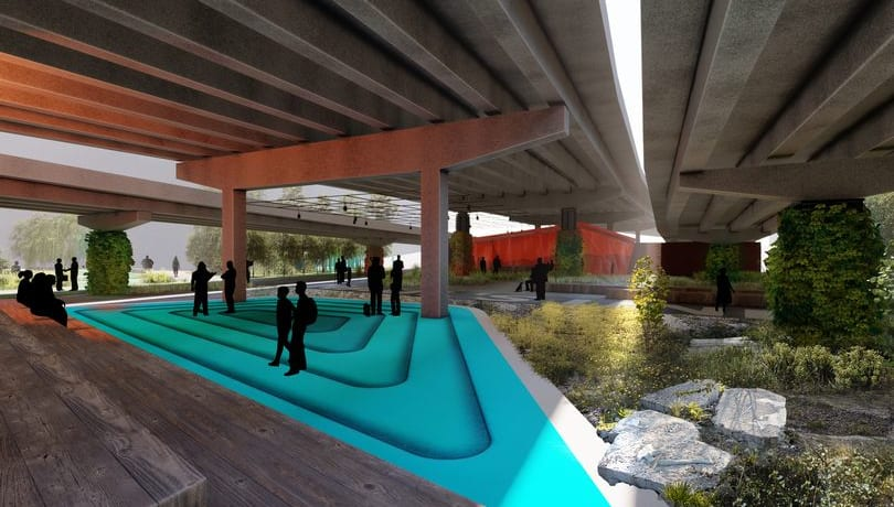 Big plans for new park space underneath Coventry ring road