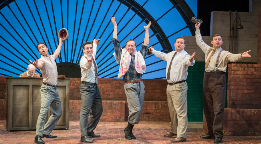National tour of theatrical comedy The Glee Club will run at Malvern Theatres