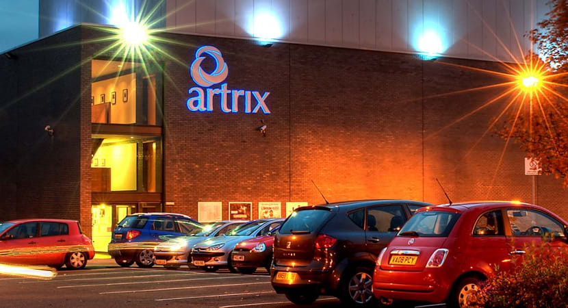 Artrix Arts Centre ceases trading and closes its doors because of the COVID-19 pandemic