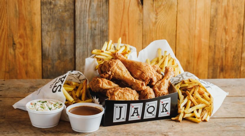 The Cube welcomes fast food restaurant JAQKS Chicken+Chips