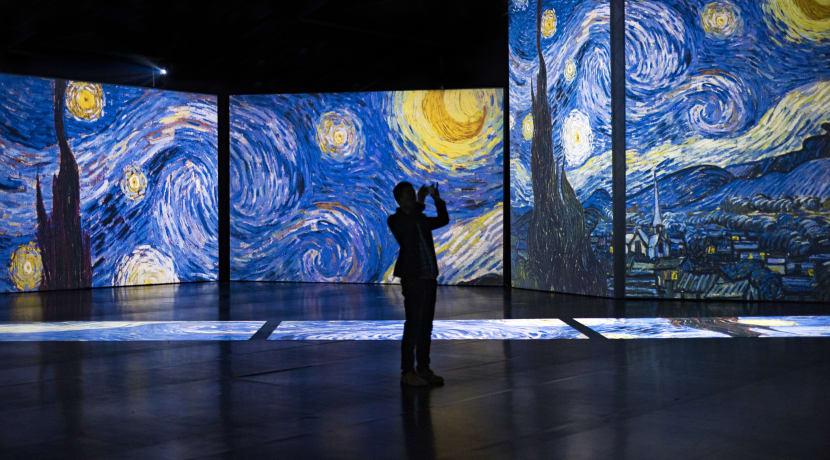 Birmingham Hippodrome to host UK premiere of Van Gogh Alive