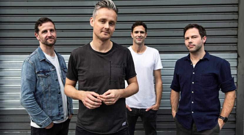 Keane announce Midlands Forest Live show for summer 2021