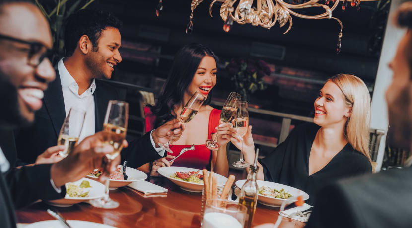 Booking now open for Christmas at Marco Pierre White Steakhouse Bar & Grill