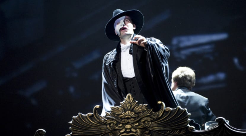 The Phantom of the Opera to be streamed online for free to mark show's anniversary