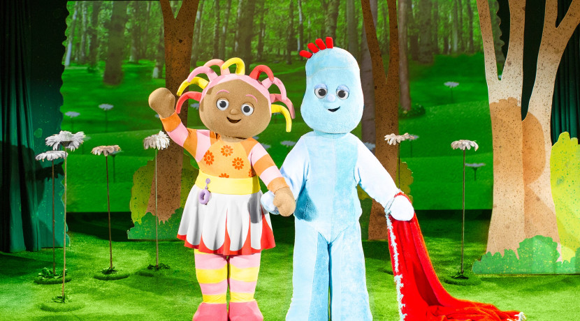 In The Night Garden Live comes to Birmingham with a brand-new show