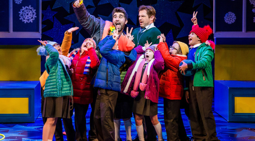 Nativity! The Musical star Simon Lipkin talks about bringing the show home to Coventry