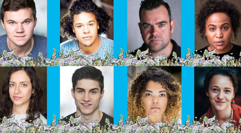 Casting announced for Billionaire Boy The Musical at the Belgrade Theatre