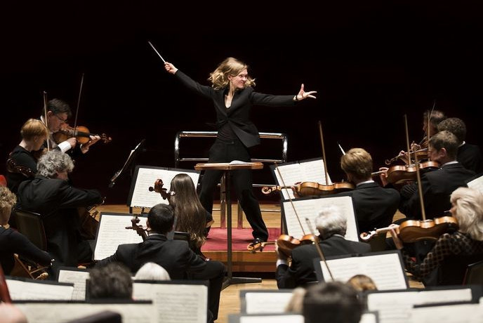 CBSO: Migra Conducts Mahler's Fourth