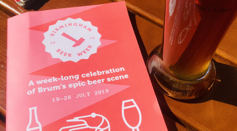 Counting down to Birmingham Beer Week