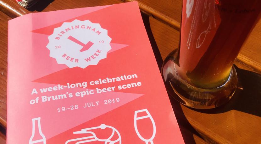 Counting down to Birmingham Beer Week