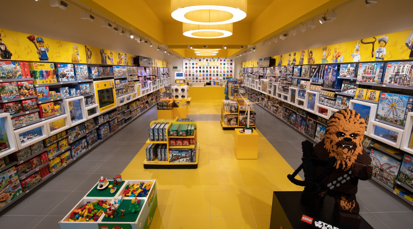 LEGO to open at Bullring & Grand Central