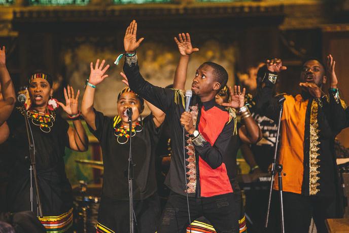 The London African Gospel Choir