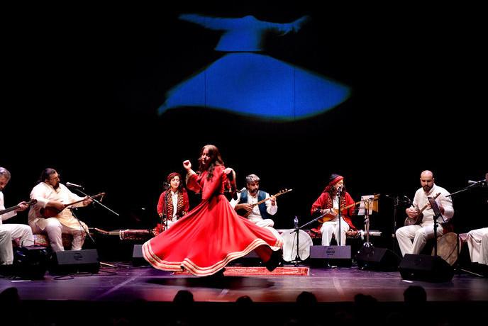 Seyed Ali Jaberi and the Hamdel Ensemble