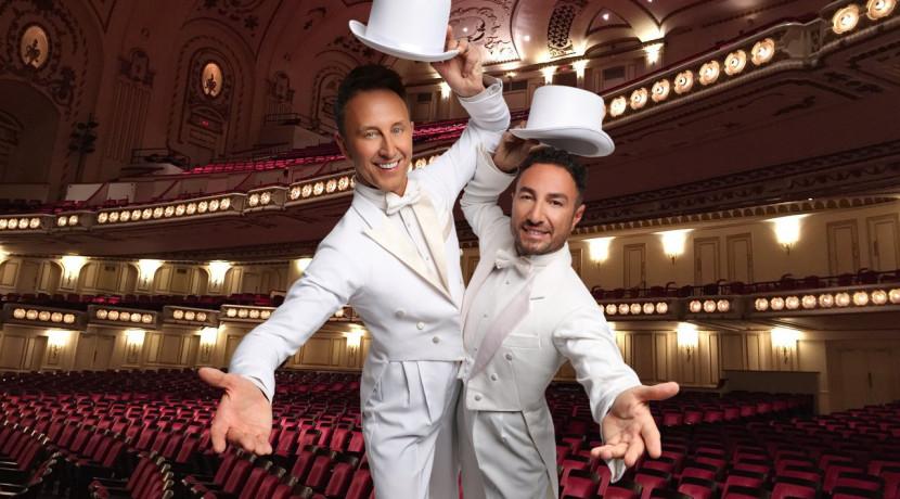 The Ballroom Boys Ian Waite and Vincent Simone return to the Black Country