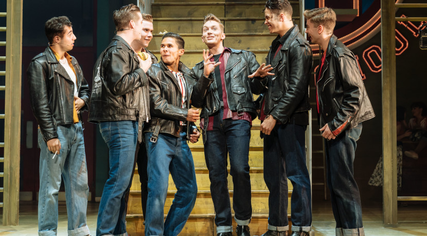 "Grease the Musical is ""slick, sublime and simply divine"" at Birmingham Hippodrome"