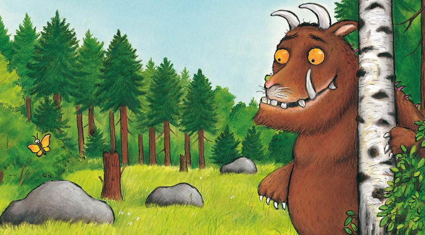 Meet and Greet with The Gruffalo in Birmingham