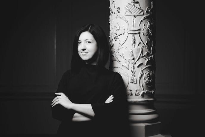Pre-Concert Conversation: Pianist Alexandra Dariescu