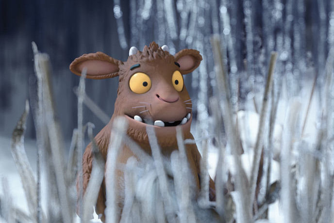 The Gruffalo & The Gruffalo's Child - films with live orchestra