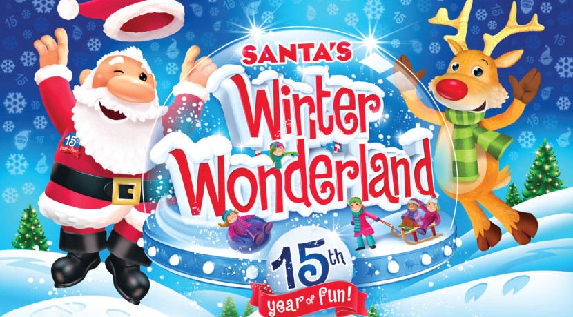 Santa's Winter Wonderland returns to the SnowDome for its 15th year
