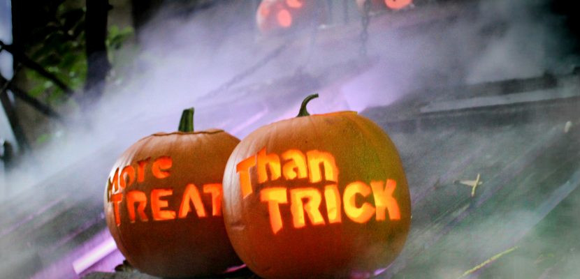 More treats than tricks at Drayton Manor's Halloween spook-tacular
