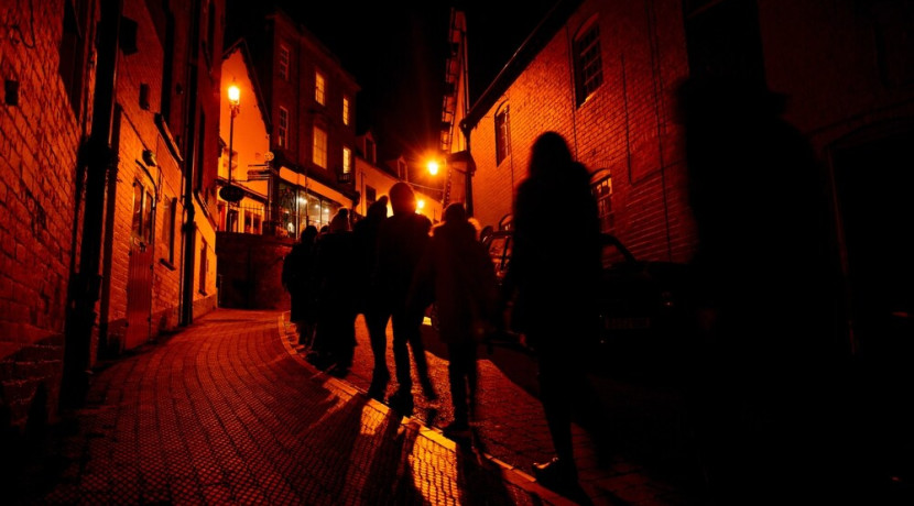 Bridgnorth's grisly Ghost Walk returns