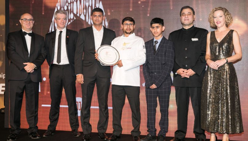 Mahim Shrewsbury wins best takeaway at national Curry Life Awards