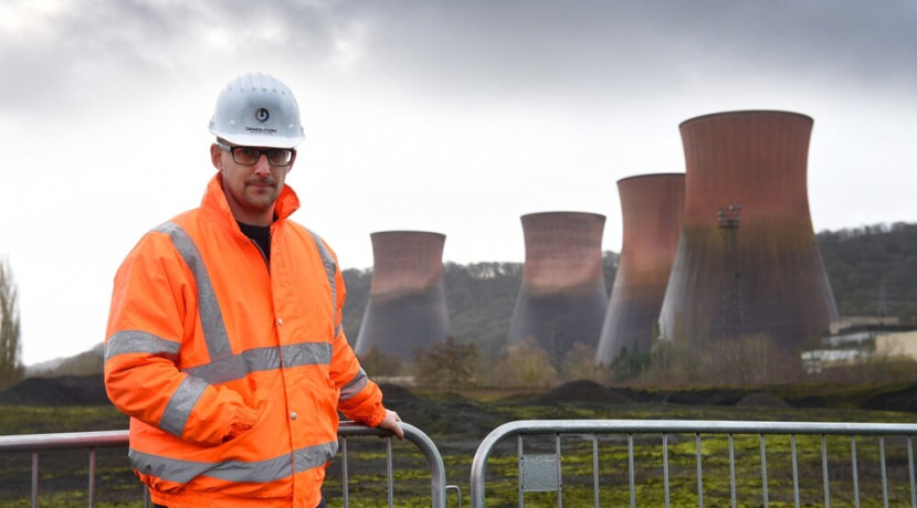 Big plans for the Ironbridge Power Station site - and the first house expected by 2022