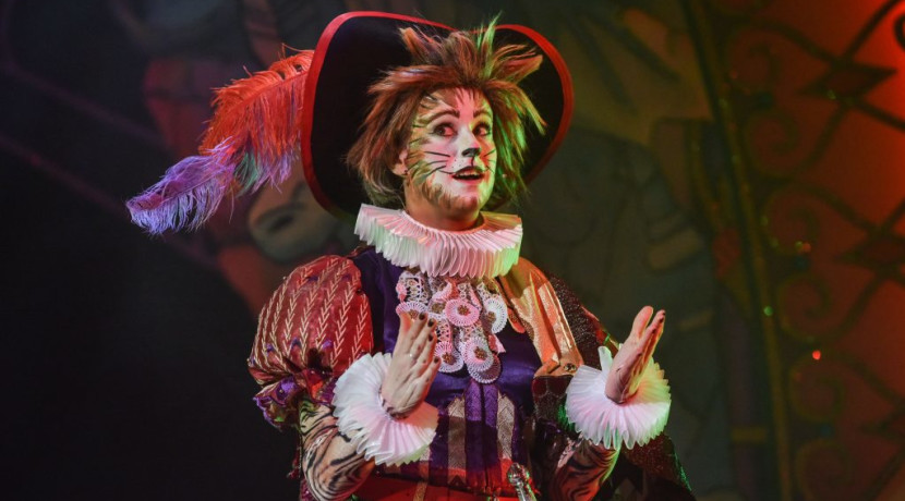 It Takes Two: long-time Belgrade panto double-act return for Puss in Boots