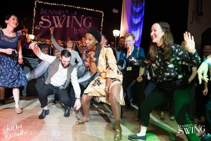 Birmingham Swing Festival's Grand Ball