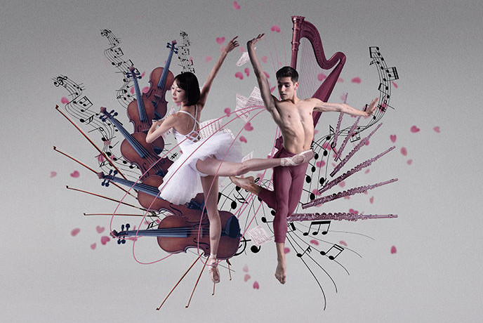 An evening with Birmingham Royal Ballet & The Royal Ballet Sinfonia