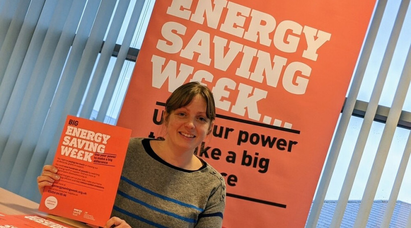 Shropshire charity helping households save energy