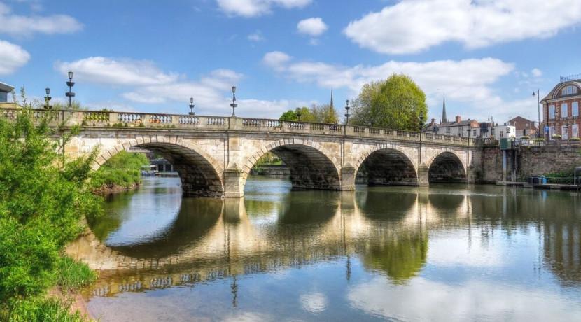 Urgent repairs needed to Shrewsbury's historic Welsh Bridge