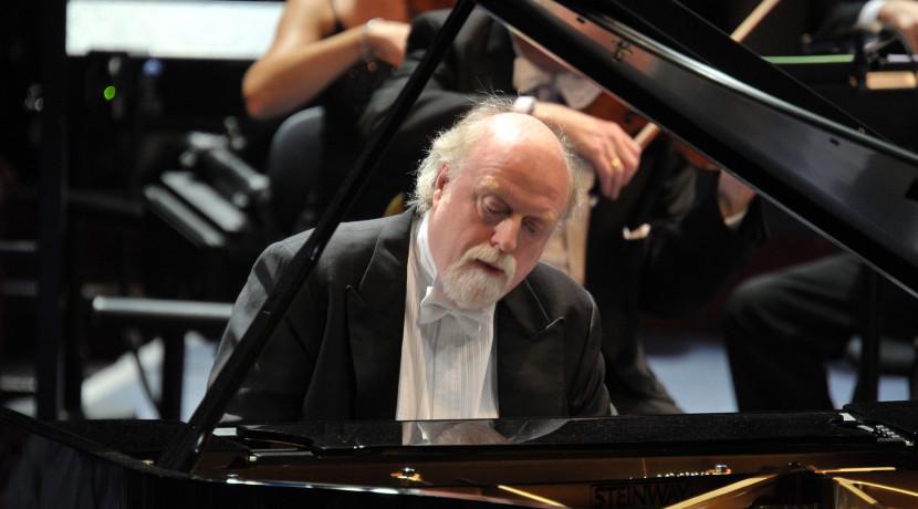 Pianist Peter Donohoe in recital at Shrewsbury School