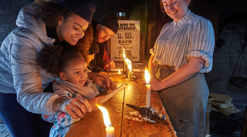 Have a memorable half-term whatever the weather at The Ironbridge Gorge Museums
