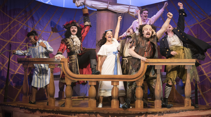 Plenty of mischief as Peter Pan Goes Wrong comes to The Alexandra