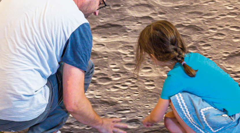 One Small Step: The exhibition that takes you to the Moon