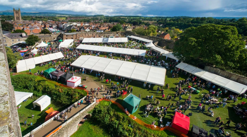 Ludlow Spring Festival cancelled