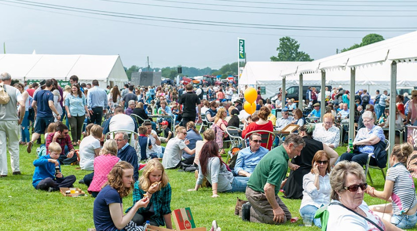 Shropshire County Show and Frestival will not take place again until 2021 due to coronavirus