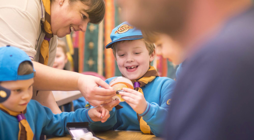 Enjoy The Great Indoors with free Scouts activities