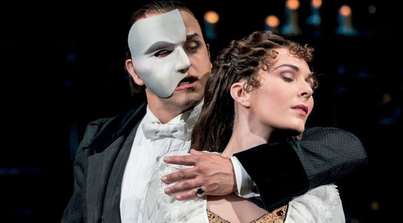 Star of West End musical The Phantom of the Opera to live stream solo concert