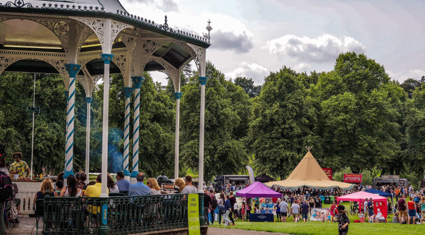 Going ahead: Shrewsbury Food Festival still set to take place in June
