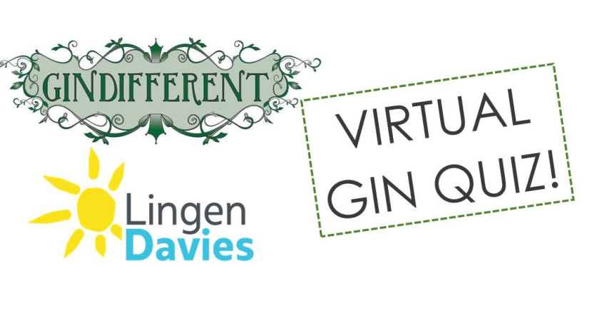 Join the Virtual Gin Quiz to raise money for Lingen Davies Cancer Fund