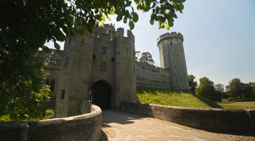 Warwick Castle to reopen its grounds to the public this weekend