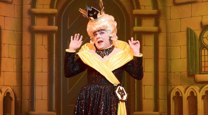 Wolverhampton Grand Theatre's resident pantomime dame to join Westminster Panto Parade