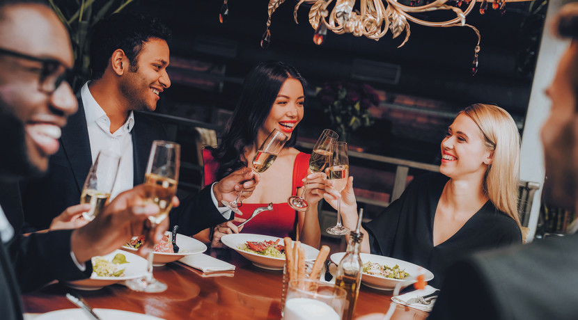 Celebrate Christmas at Marco Pierre White Steakhouse Bar & Grill