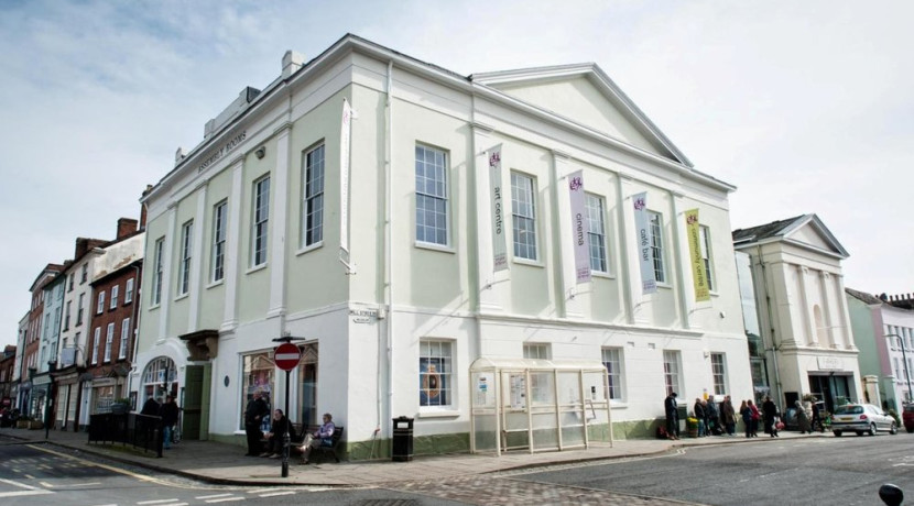 Ludlow Assembly Rooms part of lifeline grants from Government's £1.57bn Culture Recovery Fund