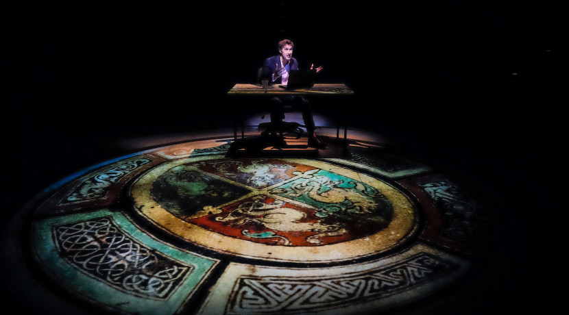 New Vic Theatre's online productions exploring The Staffordshire Hoard are 'inspired'