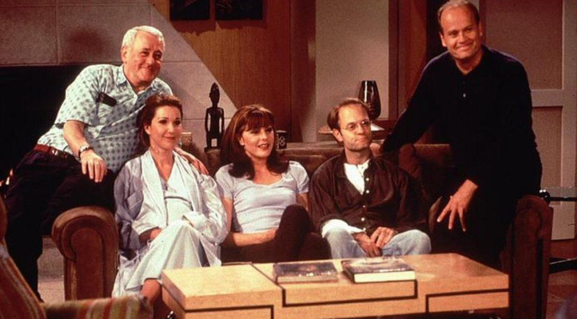 Hit US comedy series Frasier gets a reboot